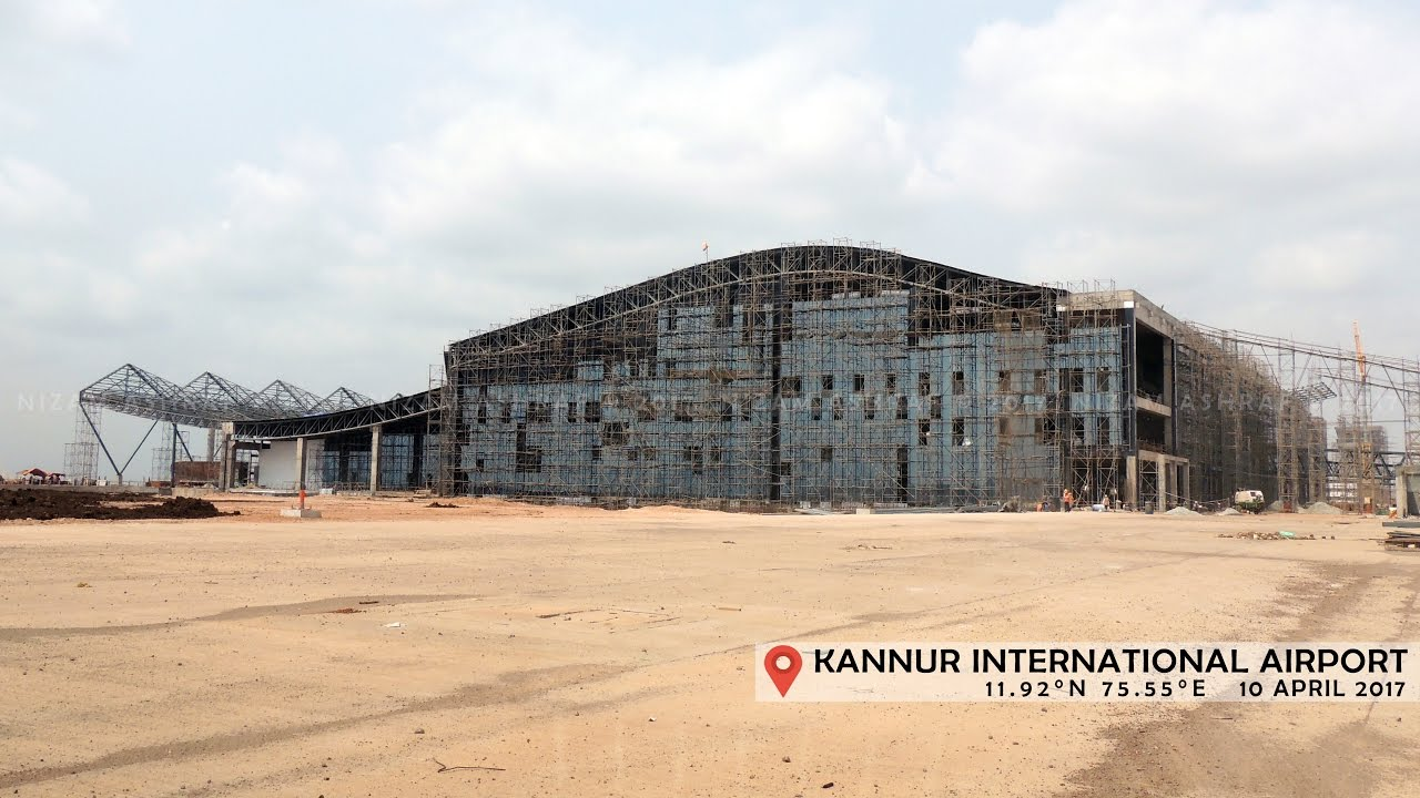 CNN | Kannur International Airport | U/C - SkyscraperCity