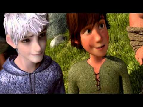 Elsa x jack frost dont let it go sex scenes - 3 6