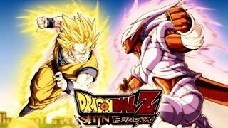Como virar super sayajin no Dragon Ball Z Shin Budokai sem errro !!!!!