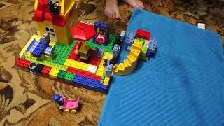 мультфильм, летающий полицейский, детские игры с конструктором Лего 9667ac252fc