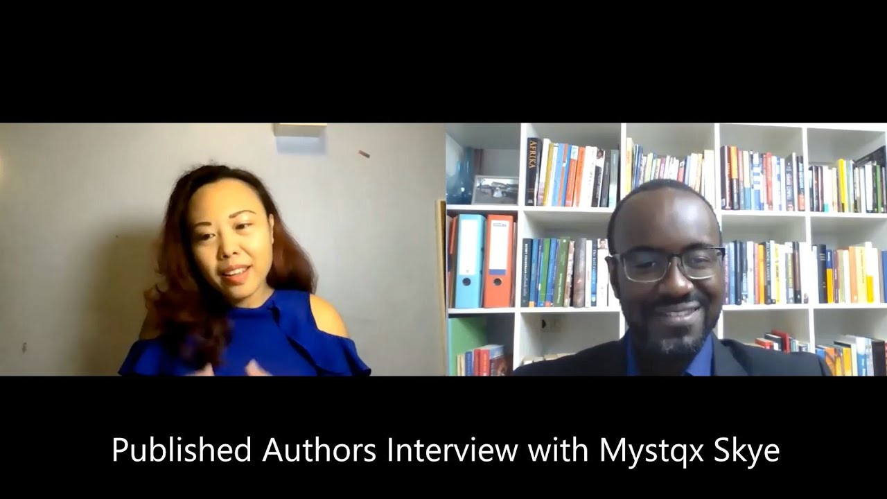 Published Authors Interview with Mystqx Skye