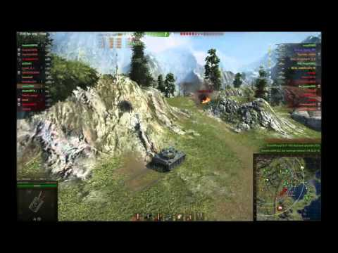 World of Tanks:  Zoom, Zoom!
