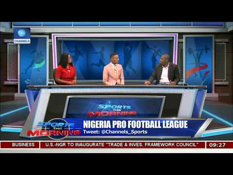 Nigeria Pro Football League Improvement As Obuh Leaves Kwara Utd Pt.2 |Sports This Morning|