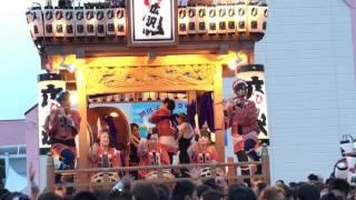 御前崎駒形神社祭典の合同披露、広沢区 #御前崎#祭#秋祭り#festival#駒...
