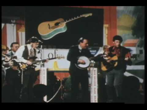 Bill Monroe & Earl Scruggs at the Grand Ole Opry