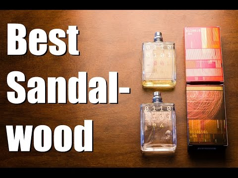 Best Sandalwood! Molecule 04 and Escentric 04 Review!