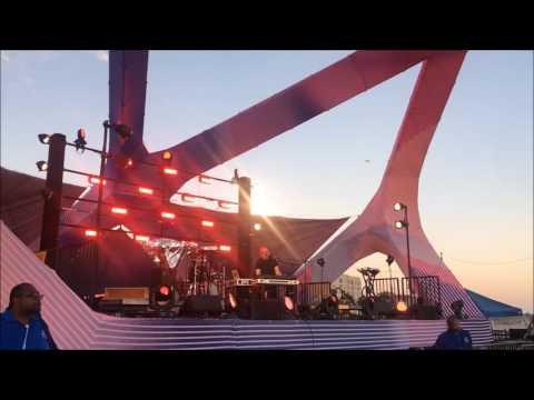 Cleopold - Live at Santa Monica Pier 7/27/2017