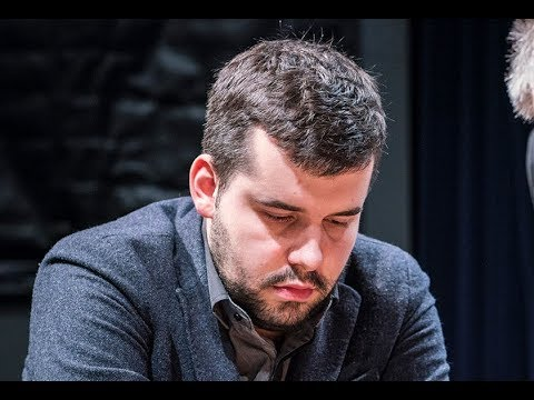 Undefeated Nepomniachtchi Stuns Carlsen In Rd8   London Chess Classic 2017