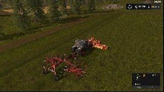 Farming Simulator 17 Silage Tutorial + Leveling