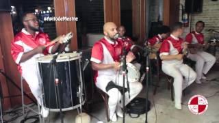 Festa de aniversário com grupo de samba e pagode - Grupo Apito de Mestre
