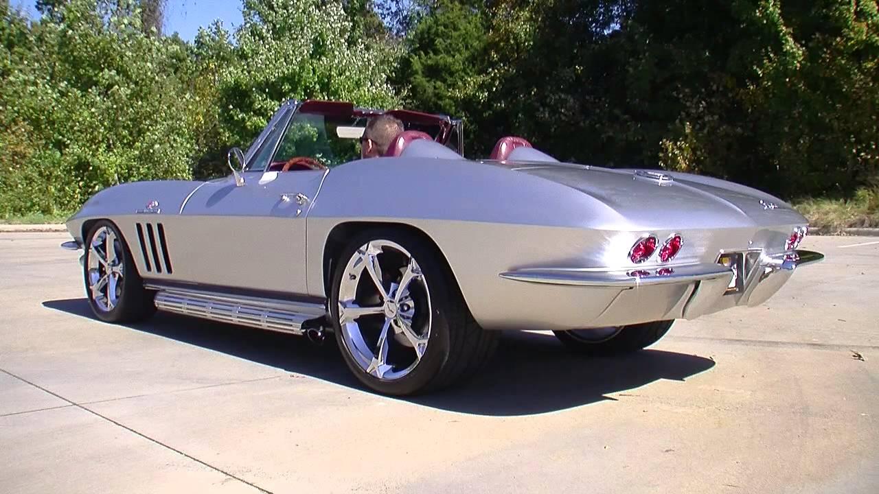 134944 1965 Chevrolet Corvette Sting Ray YouTube