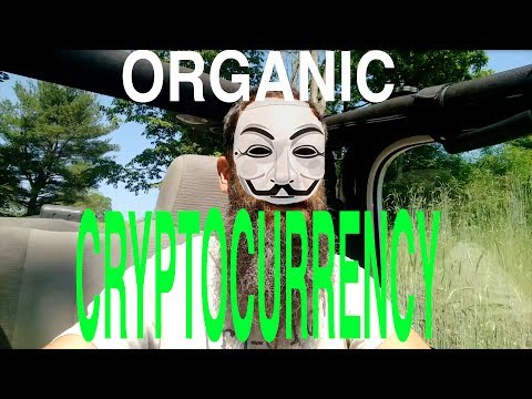 Organic Cryptocurrency