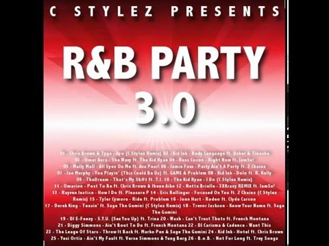C Stylez presents R&B Party 3.0 (Clean)