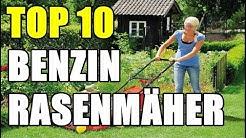 💎 TOP 10 BESTE BENZIN RASENMÄHER TEST ★ Welchen Benzin Rasenmäher kaufen? - Wolf Rasenmäher, Makita