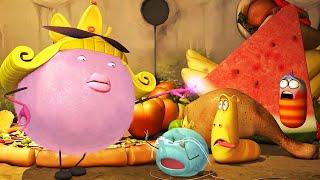 ЛАРВА - 외계인 친구 | 만화 영화 | 어린이 만화 | 공식 대리인 | WildBrain