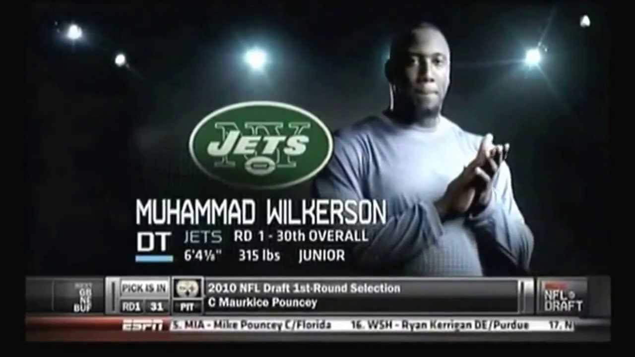 Muhammad Wilkerson Highlights Jets