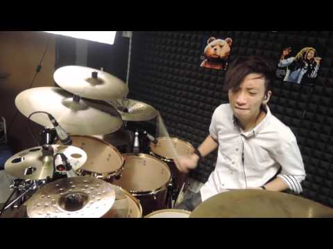 X JAPAN - 紅 (Drum Cover by Max)