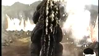 Behind the Scenes of Godzilla vs. SpaceGodzilla (1994) Part 1