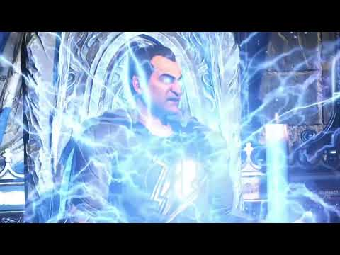 Aquaman vs Darkseid - Justice League Video Game | Superhero FXL Gameplay