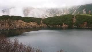 立山黒部アルペンルート「みくりが池」