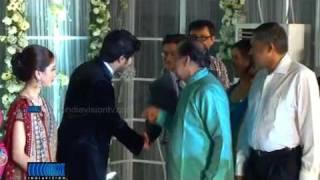Mammootty Son Wedding Reception [Exclusive Vidoes on ezelinkz - YouTube.flv