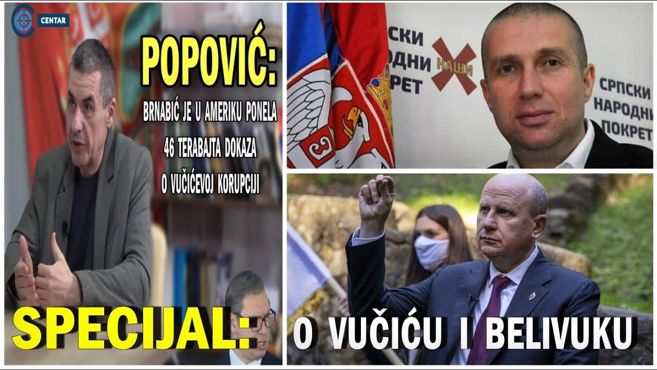 Peđa Popović, Ivan Ivanović i Mlađan Đorđević o susretu Velje Nevolje sa Vučićem | Specijal emisija