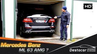 Покупка Mercedes Benz Ml350 Amg И Переоборудование В 63amg