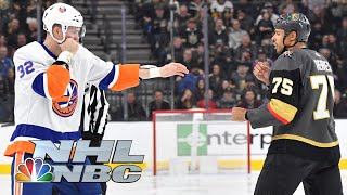 Top Fights From The 2019-20 Nhl Season Before Play Was Suspended | Nhl | Nbc Sports