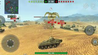 Игра World of Tanks Blitz / Видео