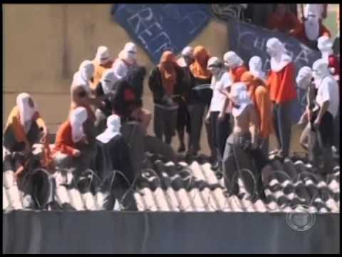 Presos são decapitados durante rebelião no presídio de Cascavel (25/08) Vídeos De Viagens