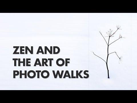 Zen and the Art of Photo Walks