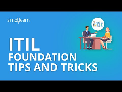 ITIL Foundation Tips and Tricks | ITIL V3 Foundation Training