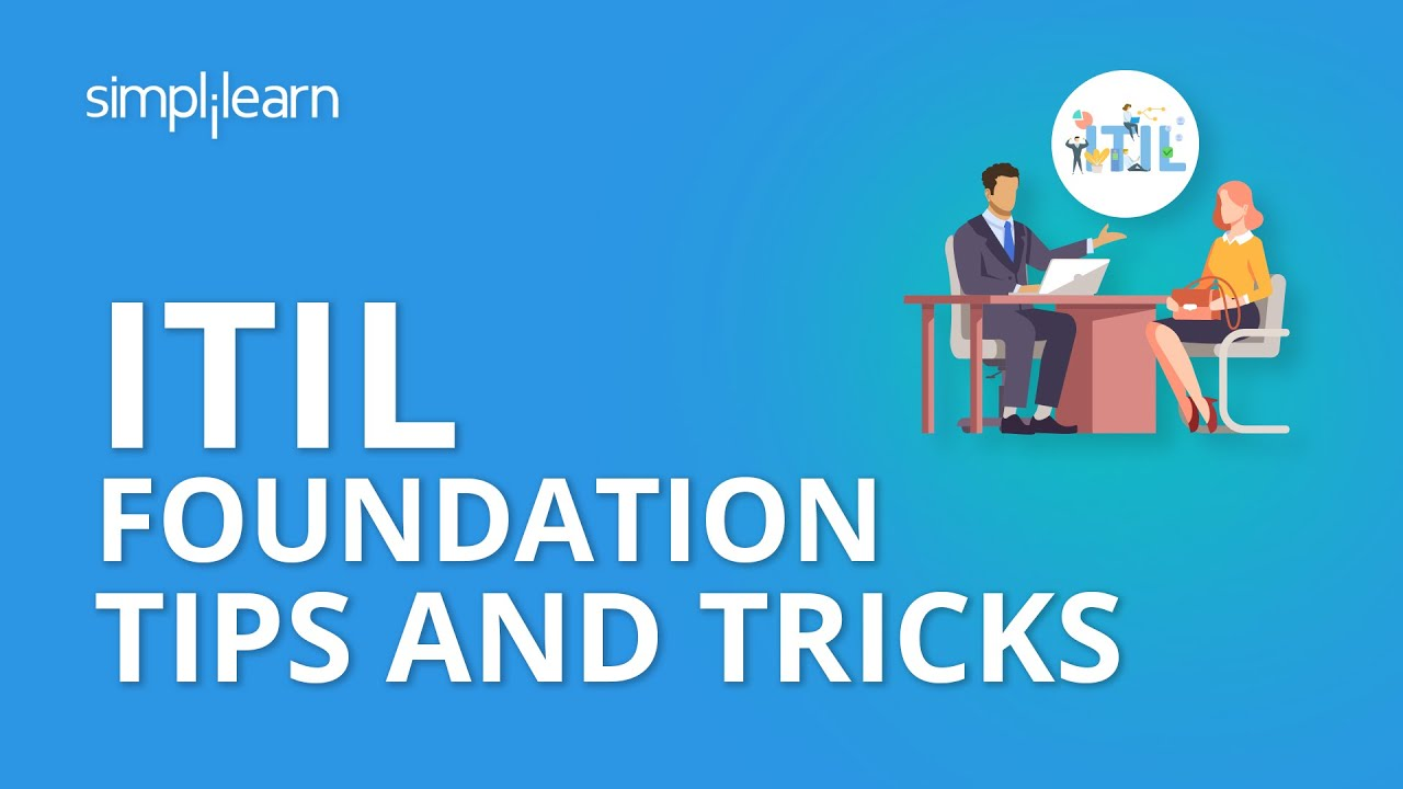 Itil Foundation Tips And Tricks Itil V3 Foundation Training Youtube
