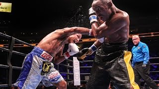 Alexander vs. Martinez HIGHLIGHTS: Oct. 14, 2015 - PBC on ESPN