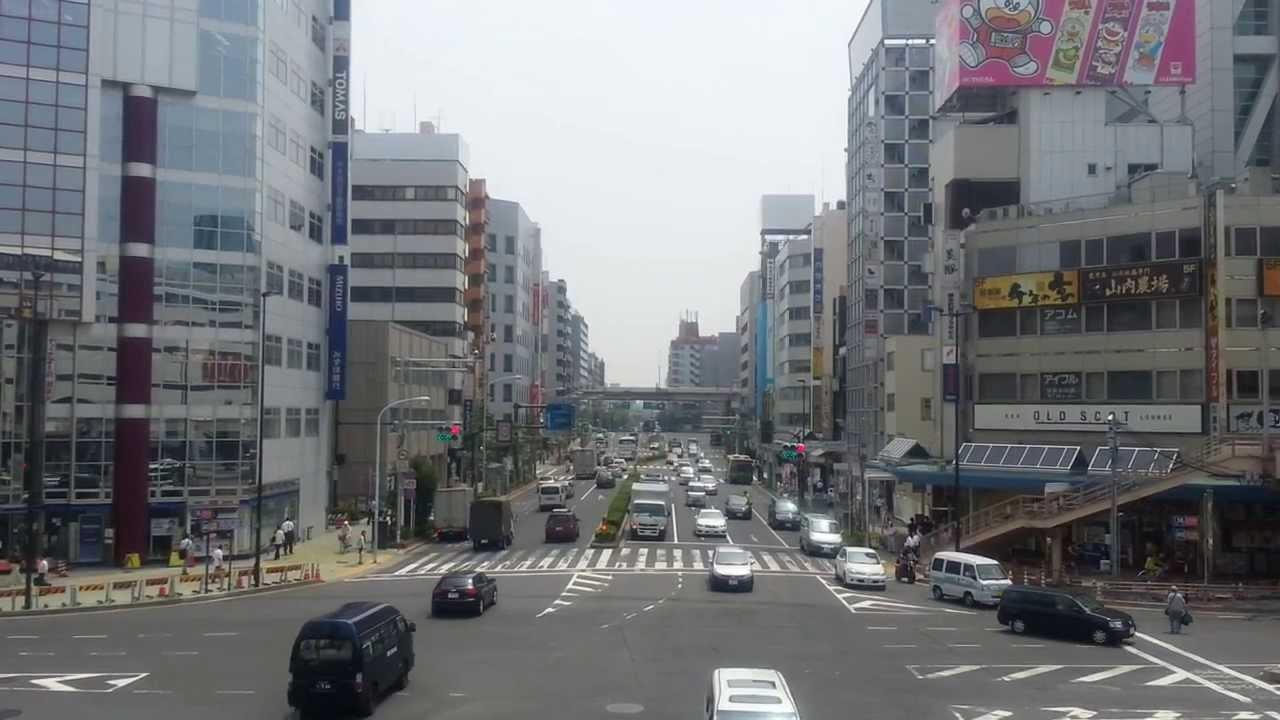 JapanForever In diretta dal Giappone - TOKYO Kinshicho cross