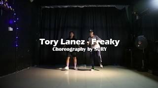 Tory Lanez - Freaky (@suryadf28 Choreograohy)