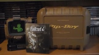 Fallout 4 Pip-Boy Edition Review- Part 2