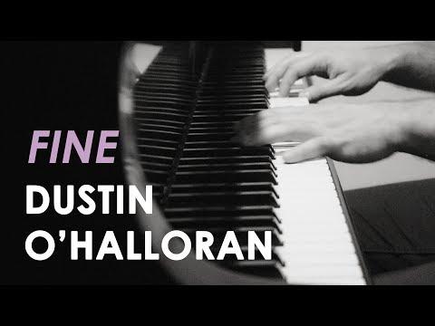 Dustin O'Halloran - Fine (from Piano Solos)
