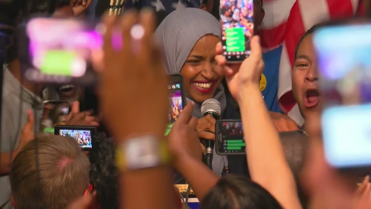 Ilhan Omar Wins DFL Primary In 5th District - YouTubeIlhan Omar Primary