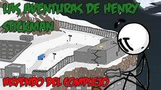 Las Aventuras de Henry Stickman - Huyendo del Complejo