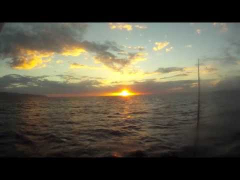 FF Outdoors 9-30-13 Trolling Kaneohe Hawaii