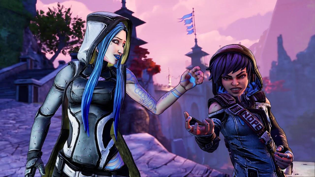 PS4™   보더랜드 3 공식 E3 트레일러 - 아수라장이 되다
