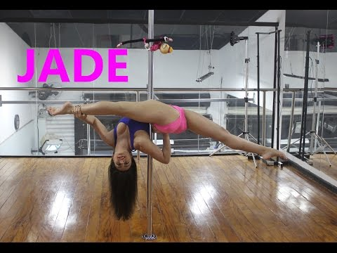 JADE/ DEVIL - Tutorial de Pole Dance por Alessandra Rancan