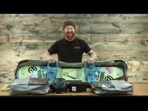 Burton Wheelie Board Case Snowboard Bag - Review - The-House.com