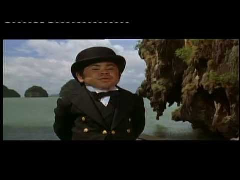 James Bond island (Phang Nga) in Man with the golden gun