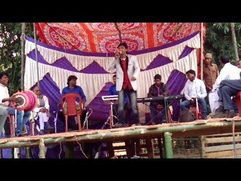 new nagpuri stage song by budhman sanyasi live video New Aadhunik video HD Recording 2017