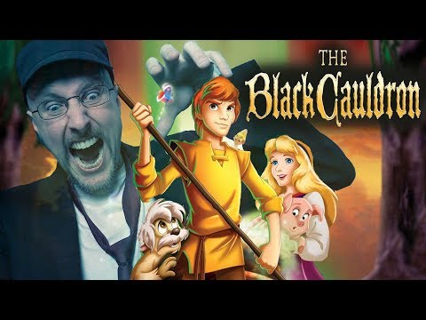 The Black Cauldron - Nostalgia Critic