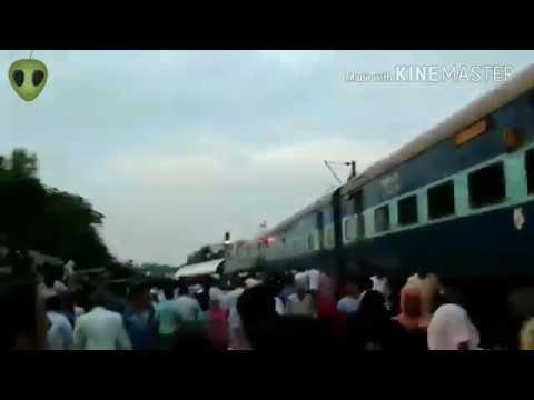 Muzaffarpur train accident in 2017