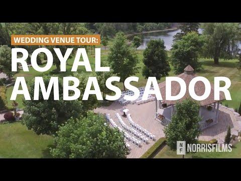Royal Ambassador Event Centre - Caledon // Wedding Tour Walk-Through 2016