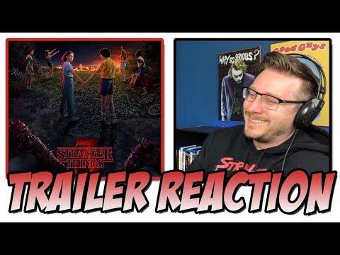 Stranger Things 3 | Official Trailer Reaction! (Netflix Original)